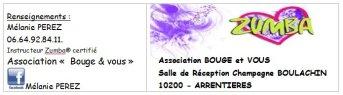 Bouge & Vous_Carte de visite