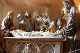 Chaource - Mise au tombeau