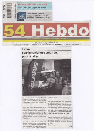 2015 10 16_RAG2016_Article journal_54HEBDO_Stand Auchan
