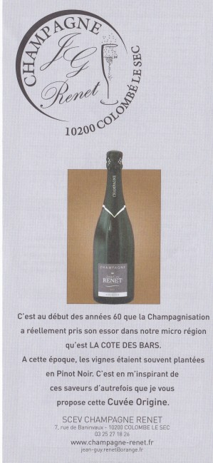 Champagne RENET_Flyer 1