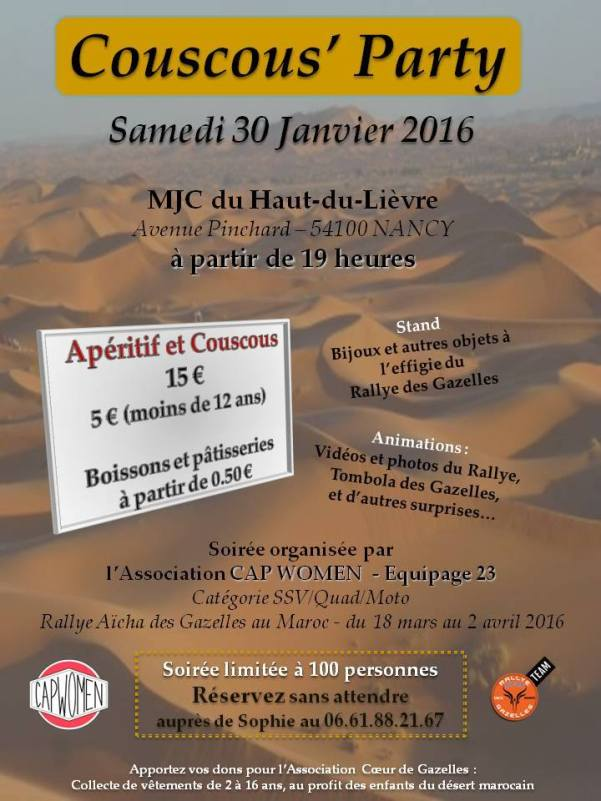 RAG 2016_Couscous'Party 20160130