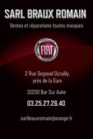 SARL BRAUX Romain_Fiat_Logo